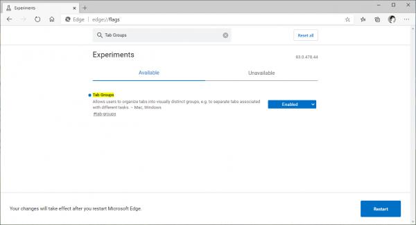 Cách sử dụng Tab Groups trên Chrome, Microsoft Edge 1