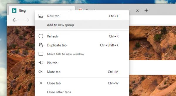 Cách sử dụng Tab Groups trên Chrome, Microsoft Edge 2