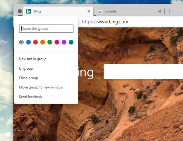 Cách sử dụng Tab Groups trên Chrome, Microsoft Edge 3