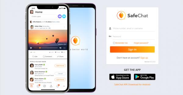 Trải nghiệm SafeChat, mạng xã hội đặt sự an toàn và riêng tư của người dùng lên trên hết 1