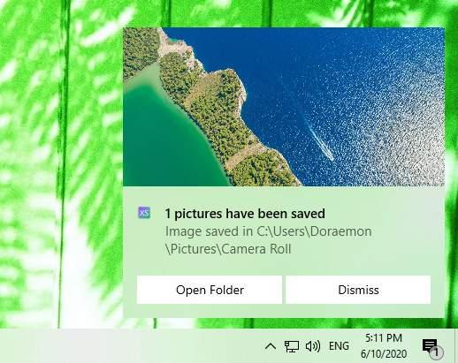 XSpot: Ứng dụng UWP tải hình ảnh Windows Spotlight trên Windows 10 5