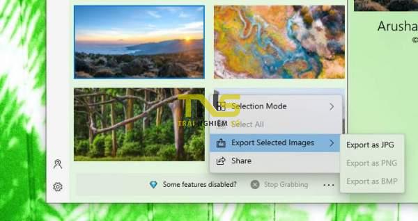XSpot: Ứng dụng UWP tải hình ảnh Windows Spotlight trên Windows 10 4