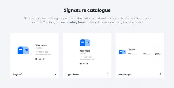 Mailbum: Tạo chữ ký chuyên nghiệp cho Gmail, Outlook, Yahoo! Mail,… 2