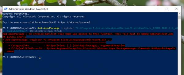 Cách sửa lỗi không cài đặt được app trên Microsoft Store 9