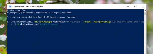 Cách sửa lỗi không cài đặt được app trên Microsoft Store 10