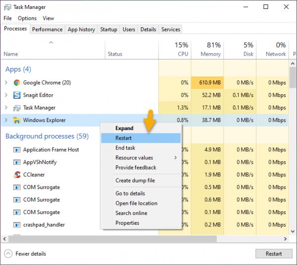Cách thêm lối tắt Google Drive vào thanh điều hướng File Explorer 3