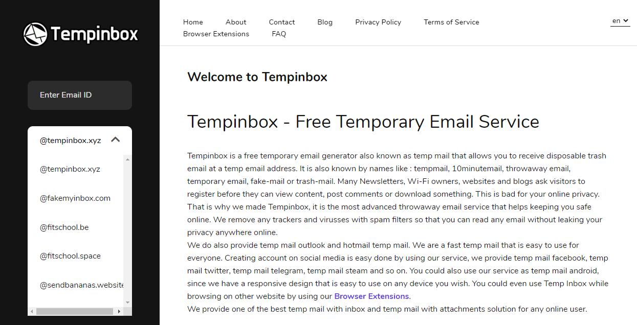 Tạo email ảo bảo vệ hộp thư chính của bạn trước spam