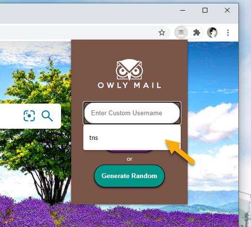 Tạo email ảo bảo vệ hộp thư chính của bạn trước spam 5