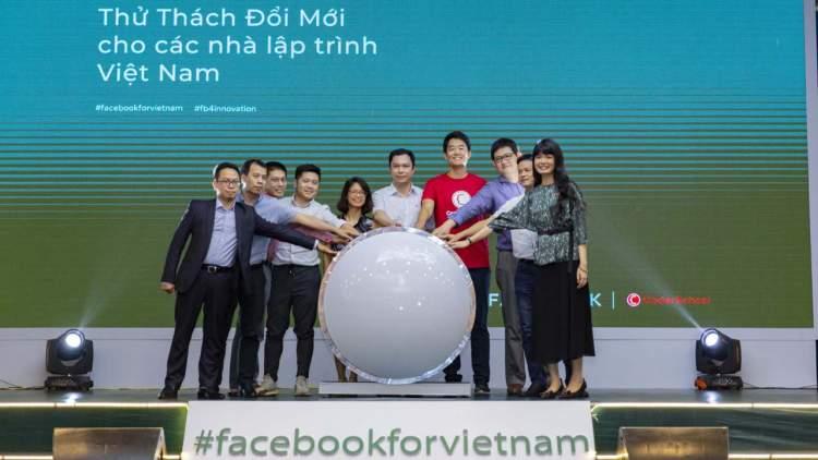 Facebook CoderSchool 750x422 - VinSmart phát triển thành công điện thoại Vsmart Aris 5G