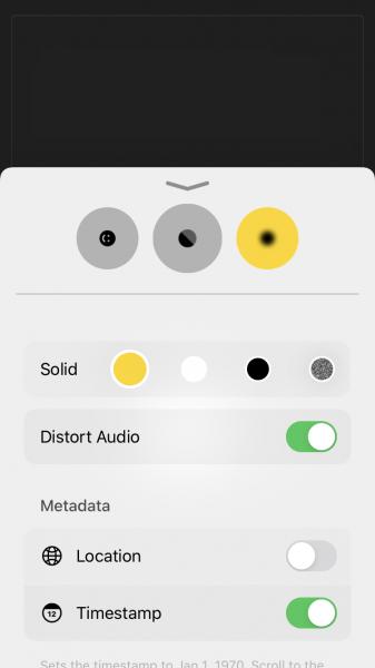 Thêm cách che, làm mờ gương mặt trong ảnh và video trên iOS 2
