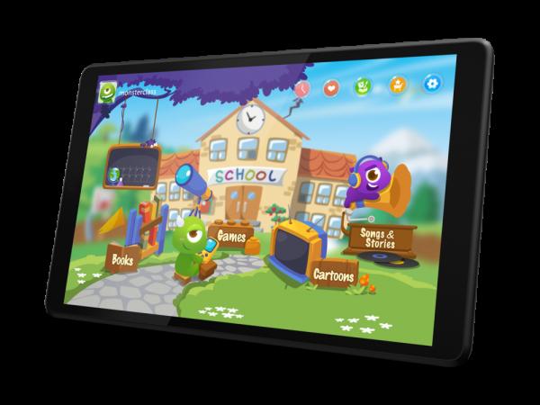 Lenovo Tab M8 HD Kid Mode 600x450 - Lenovo ra mắt Tab M8 mới, giá khởi điểm 3.69 triệu đồng