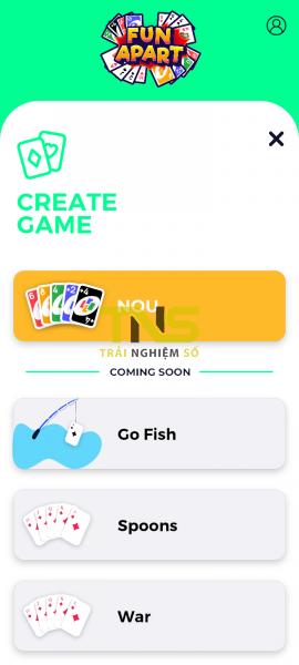 Gặp mặt nhau trên Fun Apart và chơi game 3