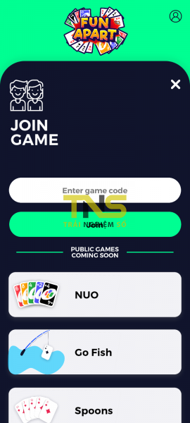 Gặp mặt nhau trên Fun Apart và chơi game 7