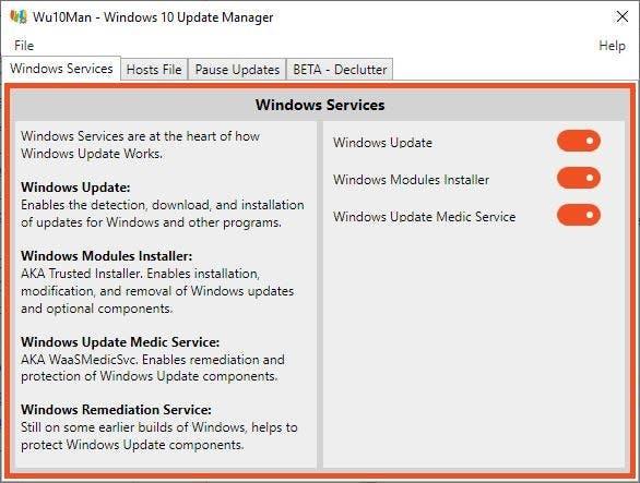 Cách chặn hoàn toàn Windows 10 Update khi cần