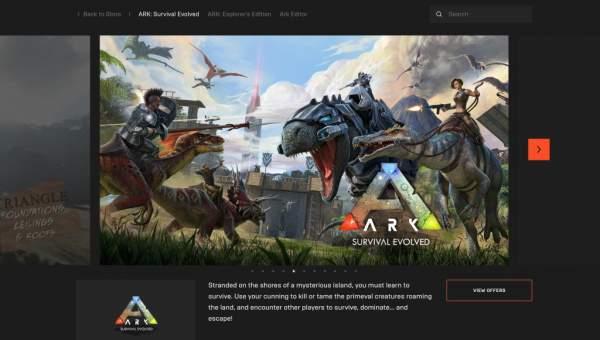 """Đang miễn phí 2 game """"bom tấn"""" ARK: Survival Evolved và Samurai Shodown Neogeo Collection"""