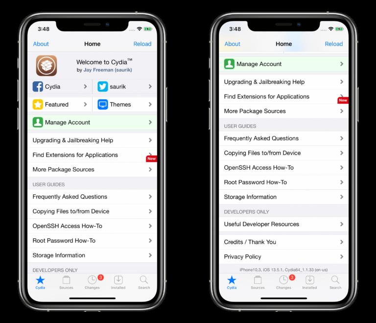 Cách jailbreak iOS 13.5.1 bằng checkra1n 1
