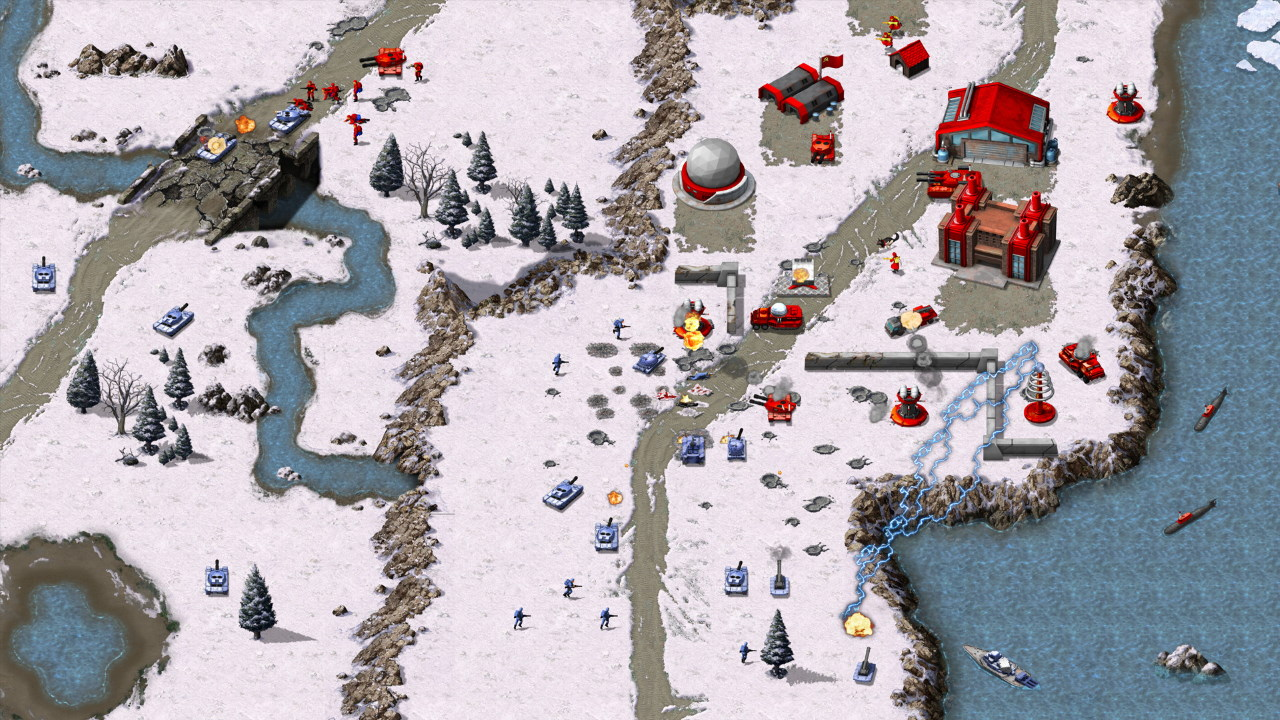 Đánh giá Command & Conquer Remastered Collection