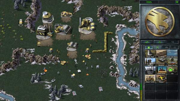 command and conquer remastered collection screenshot 1 600x338 - Đánh giá game Command & Conquer Remastered Collection