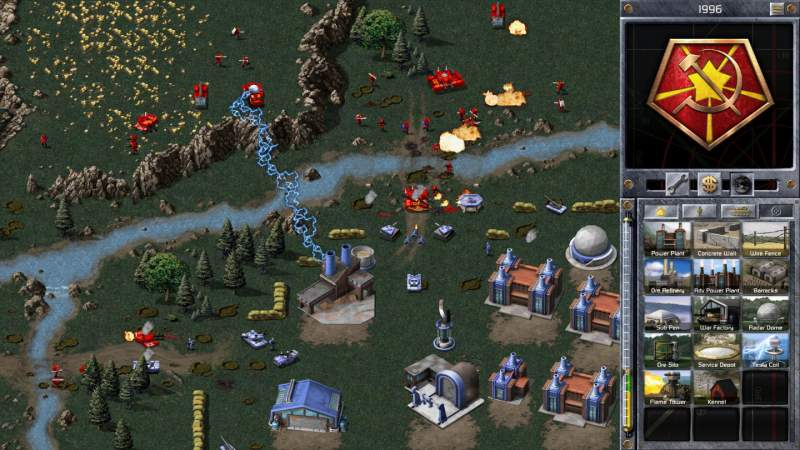 Đánh giá game Command & Conquer Remastered Collection