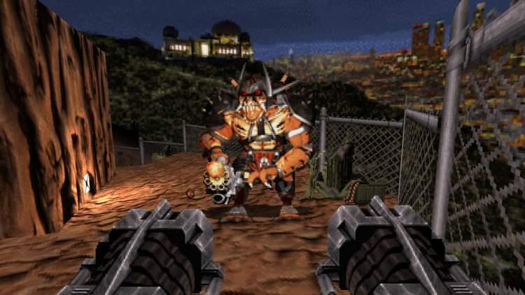 Đánh giá Duke Nukem 3D: 20th Anniversary World Tour phiên bản Switch