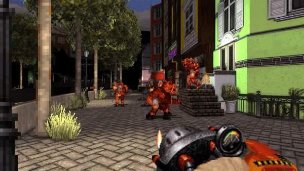 Đánh giá game Duke Nukem 3D: 20th Anniversary World Tour (Switch)