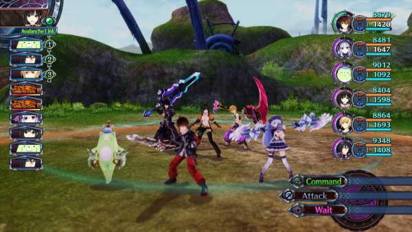 fairy fencer f advent dark force ps4 screenshot 2 600x338 - Đánh giá game Fairy Fencer F: Advent Dark Force