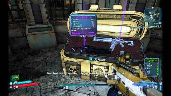 "golden key chest borderlands 2 600x338 - Chia sẻ loạt SHiFT Code""thưởng hậu"" cho bạn nào chơi Borderlands: The Handsome Collection"