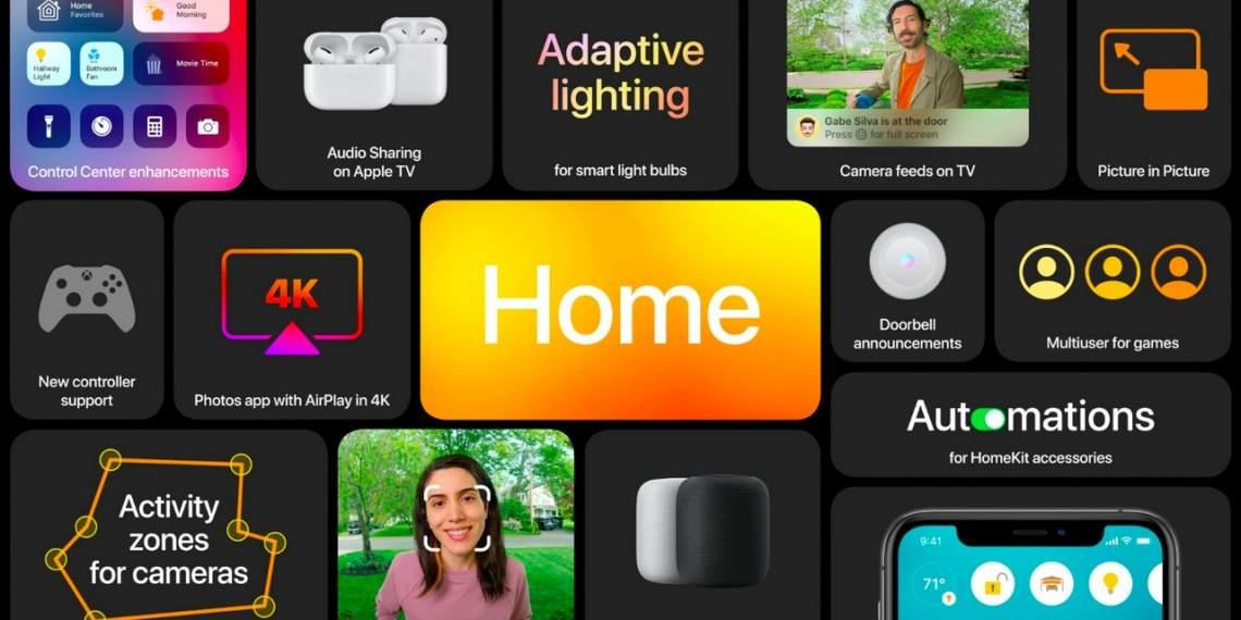 Danh sách thiết bị được cập nhật iOS 14, iPadOS 14, macOS 11, watchOS 7