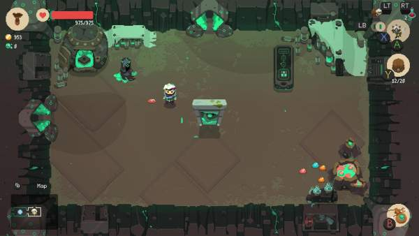 Đánh giá game Moonlighter: Between Dimensions