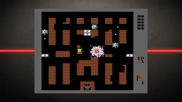 namco museum archives vol 2 switch screenshot 1 600x338 - Đánh giá game Namco Museum Archives Volume 1 và Volume 2