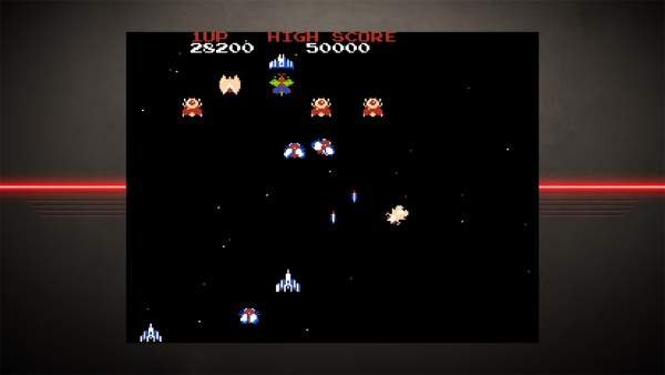 namco museum archives vol 2 switch screenshot 2 600x338 - Đánh giá game Namco Museum Archives Volume 1 và Volume 2