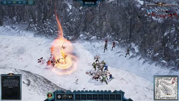 Đánh giá game Nordic Warriors