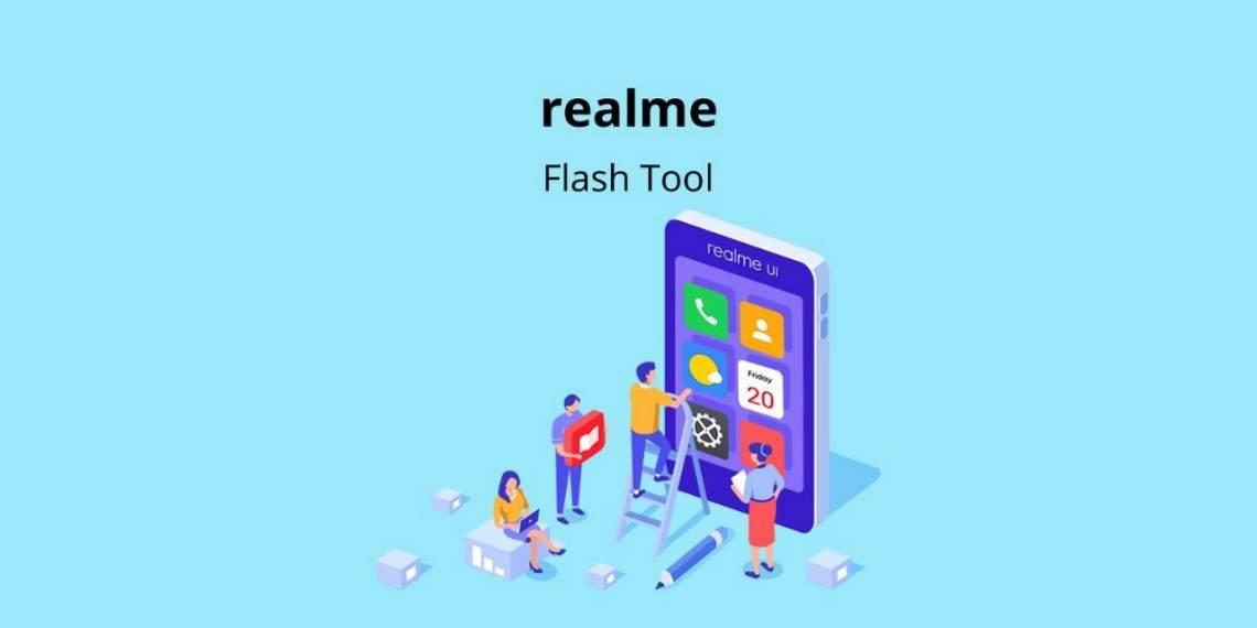Cách flash điện thoại Realme bằng Realme Flash Tool