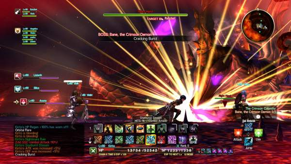Đánh giá game Sword Art Online: Hollow Realization Deluxe Edition (Switch)