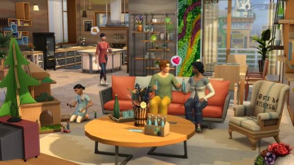 Đánh giá game The Sims 4: Eco Lifestyle
