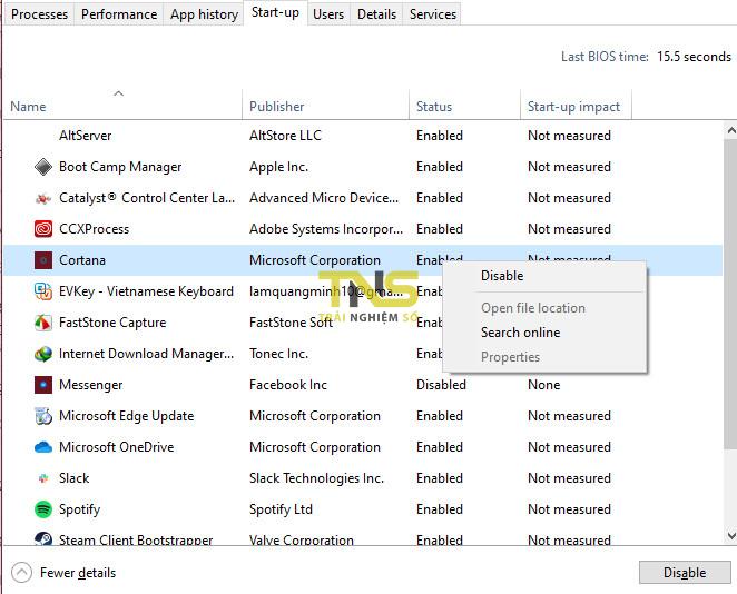 Cách xoá Cortana hoàn toàn trên Windows 10 2004 1