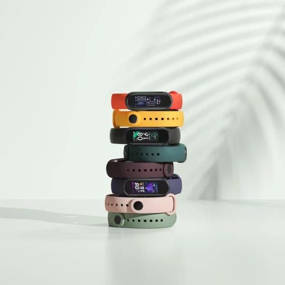 Xiaomi Mi Band 5 khác gì Mi Band 4? 2