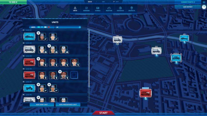 Đánh giá game 112 Operator