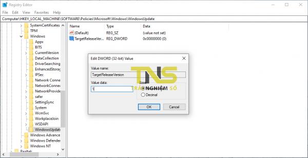 Cách giữ Windows 10 vĩnh viễn không cập nhật lên phiên bản mới 3