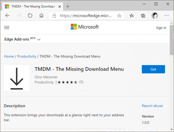 Cách quản lý Downloads trên Edge Chromium dễ dàng 1