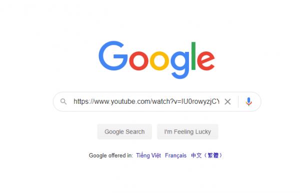 Cách tìm lại thông tin video YouTube đã xóa 1