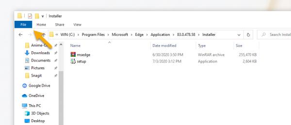 Cách gỡ bỏ Microsoft Edge Chromium bằng PowerShell 3