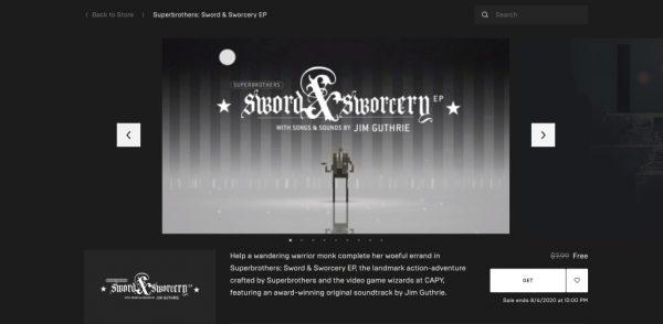 Đang miễn phí 3 game 20XX, Barony và Superbrothers: Sword & Sworcery EP