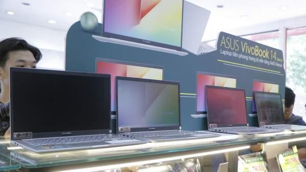 FPT Shop lên kệ ASUS VivoBook 14 (M413), laptop tiên phong sử dụng CPU AMD Ryzen 4000 3
