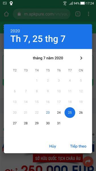 Cách lên lịch tải xuống trên Android bằng... Google Chrome 5