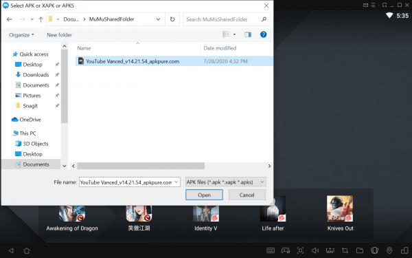 """MuMu App Player: Phần mềm giả lập Android """"nhẹ cân"""" cho Windows 9"""