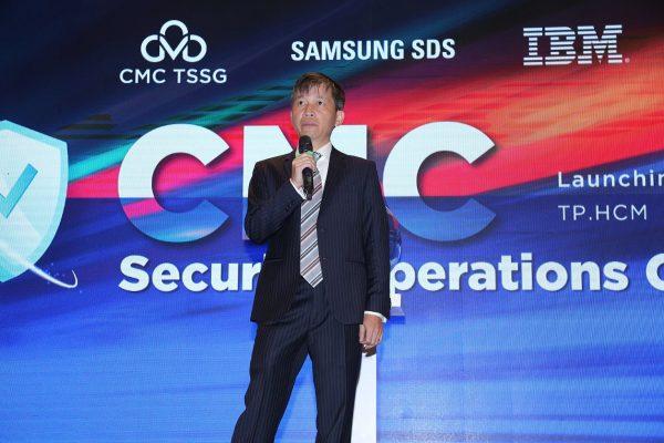 CMC TSSG ra mắt dịch vụ Ủy quyền giám sát an ninh mạng 1