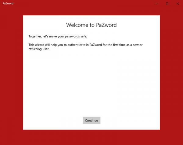 Ứng dụng UWP tuyệt vời để lưu giữ tài khoản web trên Windows 10 1
