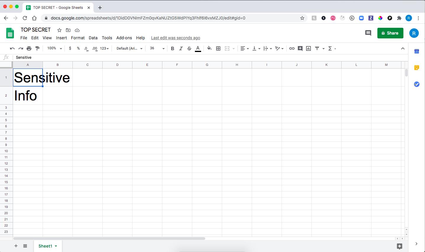 Cách bảo vệ tài liệu Google Docs, Slides, Sheets khi chia sẻ