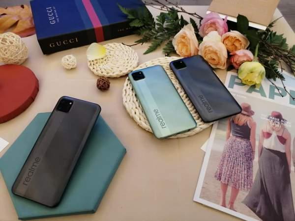 Realme C11 ra mắt, giá dưới 3 triệu đồng 1